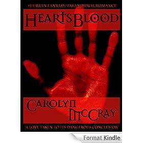 HeartsBlood: A Paranormal Romance/Urban Fantasy Thriller (Blood Magic Series Book 1) (English Edition)