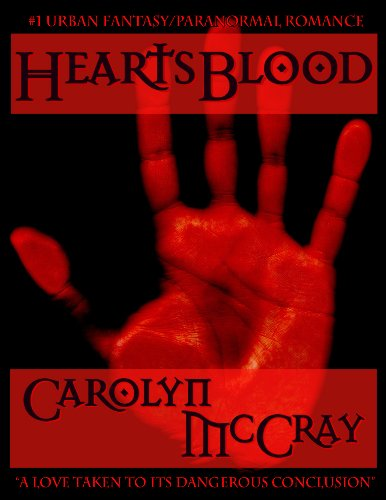 HeartsBlood: A Paranormal Romance/Urban Fantasy Thriller (Blood Magic Series Book 1)