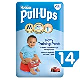 Huggies Medium Pull-Ups Night-Time for Boys 12 per pack