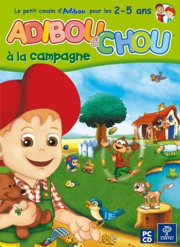 Adiboud'chou à la campagne  (vf - French software)