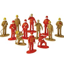 US Toy Firefighter Toy Figures