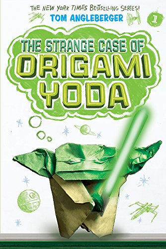 the strange case of origami yoda book review and ratings