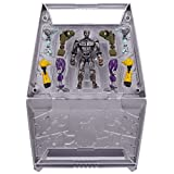 "Real Steel Build and Brawl Carrying Case + Atom 5"" Basic Figure Set"