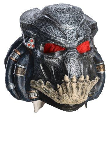 Predator Movie Child'S 3/4 Vinyl Mask front-706929