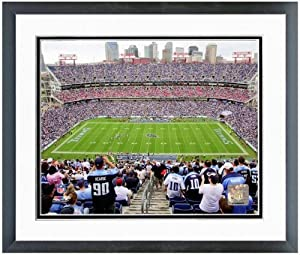 Tennessee Titans LP Field Photo 12.5 x 15.5 Framed #2 by NFL