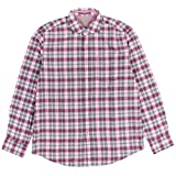 Tommy Bahama Men's Shadow Plaid Long-Sleeve Button Front Shirt