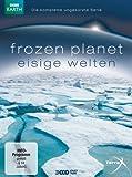 DVD Cover 'Frozen Planet - Eisige Welten, Die komplette ungekürzte Serie [3 DVDs]