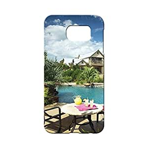 BLUEDIO Designer 3D Printed Back case cover for Samsung Galaxy S6 Edge Plus - G3979