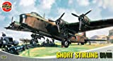 Airfix A07002 Short Stirling BI/III 1:72 Scale Military Aircraft Series 7 Model Kit