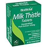 HealthAid Milk Thistle Tablets