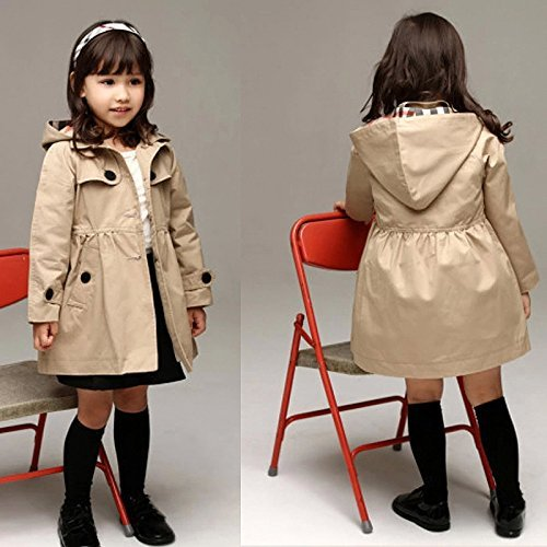 21f69a3dd282 costco girls trench coat - Ecosia