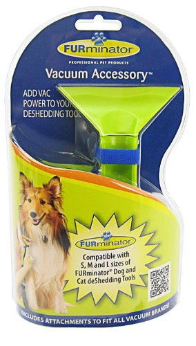 Brand New FURMINATOR - United Pet Group - FURminator VACUUM ACCESSORY