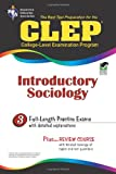 img - for CLEP Introductory Sociology (CLEP Test Preparation) book / textbook / text book