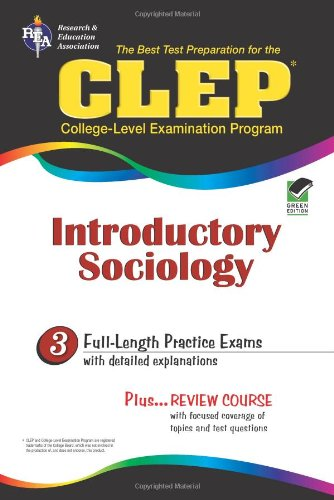 Clep Introductory Sociology (Clep Test Preparation)