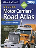 cover of Rand McNally 2009 Deluxe Motor Carriers Road Atlas (Rand Mcnally Motor Carriers' Road Atlas Deluxe Edition)