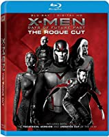 X-Men: Days of Future Past the Rogue Cut [Blu-ray] by 20th Century Fox