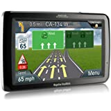 Magellan RoadMate 9250T-LMB 7-Inch Widescreen Portable GPS Navigator with Lifetime Maps and Traffic Alerts