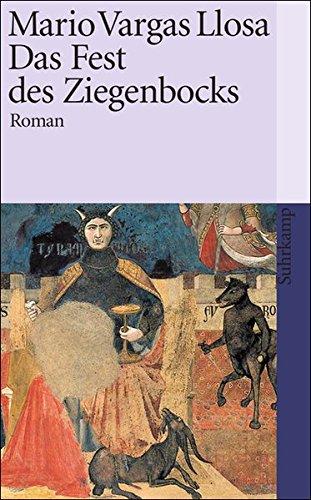 das-fest-des-ziegenbocks-roman-suhrkamp-taschenbuch