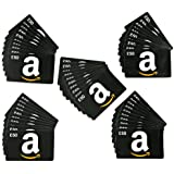 Amazon.co.uk Gift Cards - 50 pack - FREE One-Day Delivery