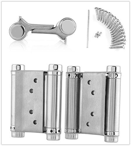 femor 2x pendelt rband pendelt rscharnier schwingt r t rband scharnier pendel 75mm. Black Bedroom Furniture Sets. Home Design Ideas