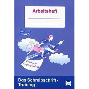 eBook Cover für  Das Schreibschrift Training Lateinische Ausgangsschrift Arbeitsheft f xFC r Sch xFC ler Ab Klasse 1
