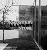 img - for Eduardo Souto de Moura - Stein Element Stone 1st edition by Blaser, Werner, Souto de Moura, Eduardo, Herzog, Jacques (2003) Hardcover book / textbook / text book