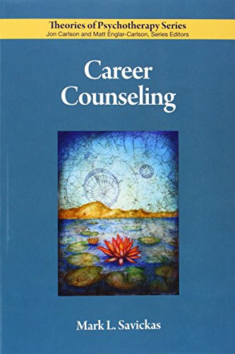 Career Counseling (Theories of Psychotherapy)