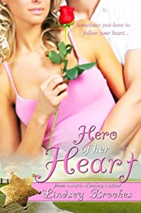 (FREE on 12/7) Hero Of Her Heart by Lindsey Brookes - http://eBooksHabit.com