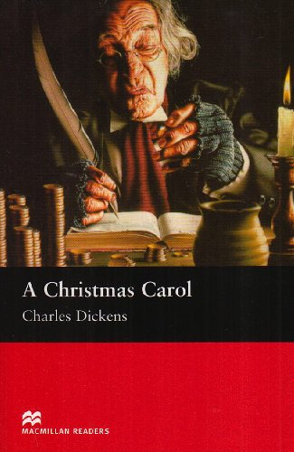 A Christmas Carol: Elementary (Macmillan Readers)