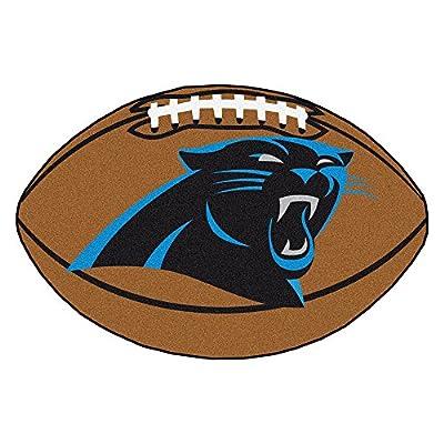 Fanmats NFL Carolina Panthers Nylon Rug