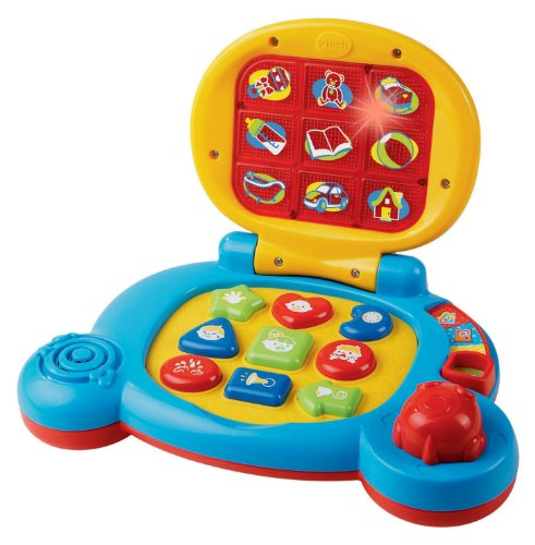 VTech Baby's Learning Laptop, Blue