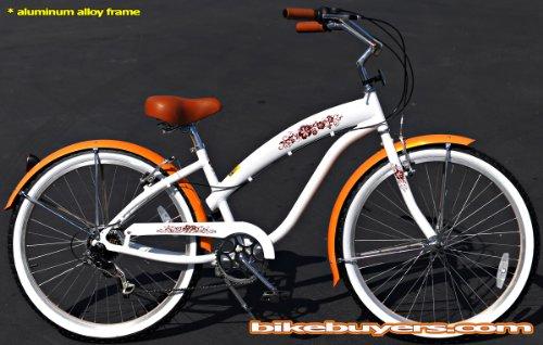 Anti-Rust Aluminum frame, Fito Modena EX Alloy Frame Shimano 7-speed 26