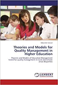 Amazon.fr - Theories and Models for Quality Management in