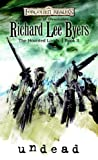 img - for Undead: Haunted Lands, Book II (Forgotten Realms) by Byers, Richard Lee (2008) Mass Market Paperback book / textbook / text book