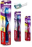 Colgate 360 Surround Total Advanced Sonic Power Toothbrush Medium