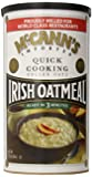 McCann's Quick Cooking Irish Oatmeal, 36-Ounce Canister
