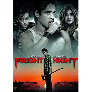 Fright Night Movie on DVD