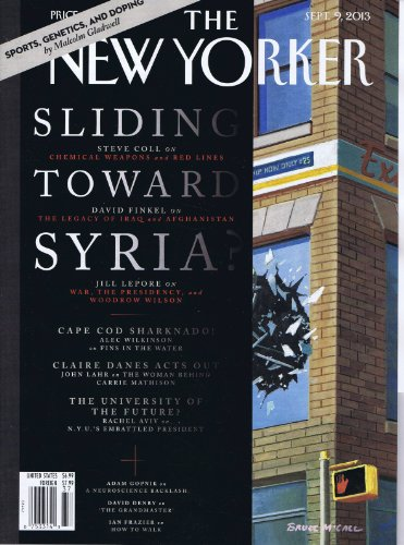 The New Yorker [US] September 9 2013 (単号)