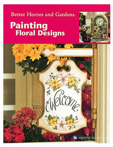 Painthing Florals Designs (japan import) - 1