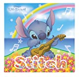 FUJICOLOR photo mount Disney character Stitch L Blue 15723 (japan import)