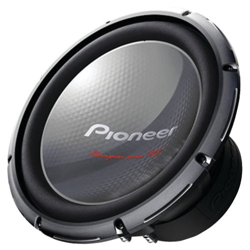 The Amazing Pioneer 12In 2000W Champ Pro Sub