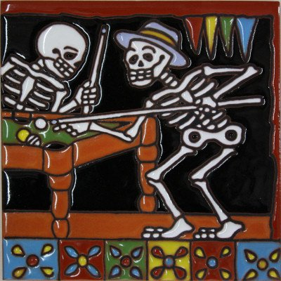 6x6-playing-billiard-day-of-the-dead-clay-tile