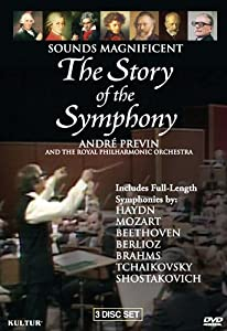 Sounds Magnificant: The Story of the Symphony [Import USA Zone 1]