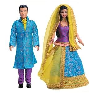 Barbie Barbie and Ken in India