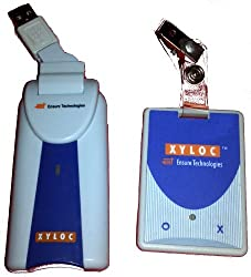 XyLoc Active RF Proximity Card(XC-2) and Reader(NL-2) - USB interface