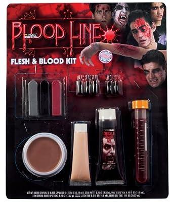 Paper Magic Group Blood Line Make-Up, Flesh And Blood Kit