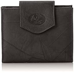 Buxton Heiress Cardex Wallet, Black, One Size