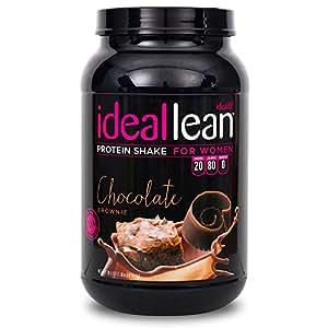 Protein isolate calcium folic acid 0g sugar 0g fat idealshape 30
