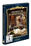 DVD Cover 'Der Wolf und die sieben Geißlein