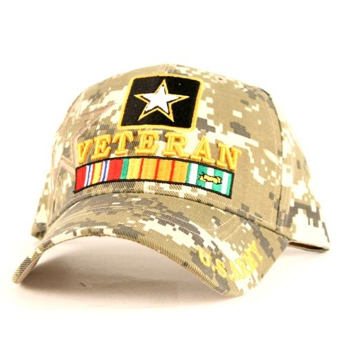 Army Baseball Cap Boys or Girls Kids Childs Youth Black U.S. Military USA Hat